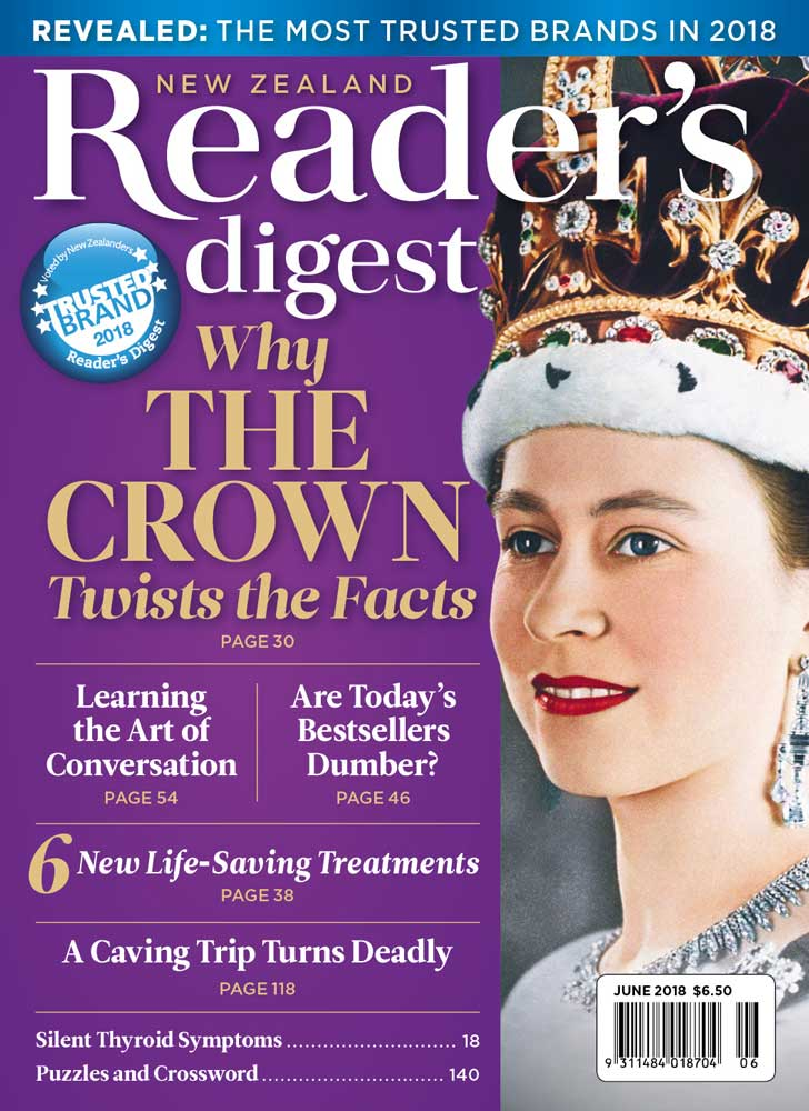 Readers Digest June 2018