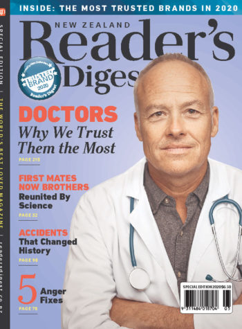Readers Digest May 2020